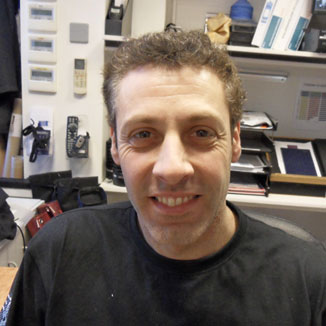 Photo of Alex Antonis