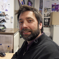 Photo of Rhys Thomas