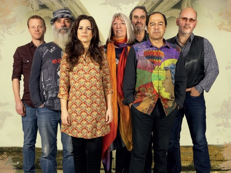 Steeleye Span 50th Anniversary Tour