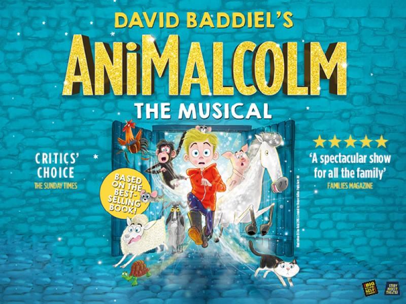 David Baddiel's ANiMALCOLM the Musical