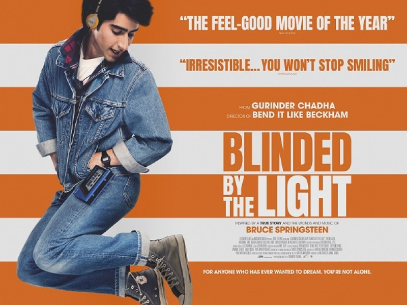 Blinded By The Light (12A)