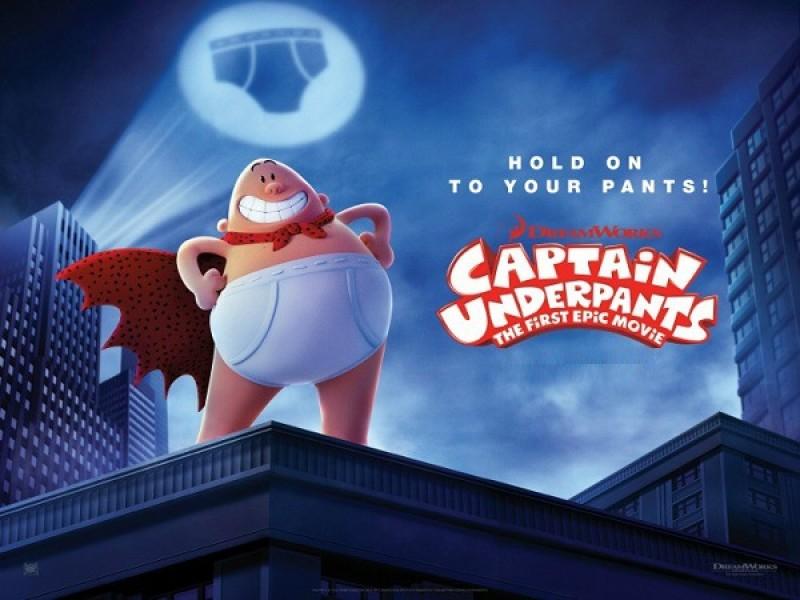 Family: Captain Underpants (PG)
