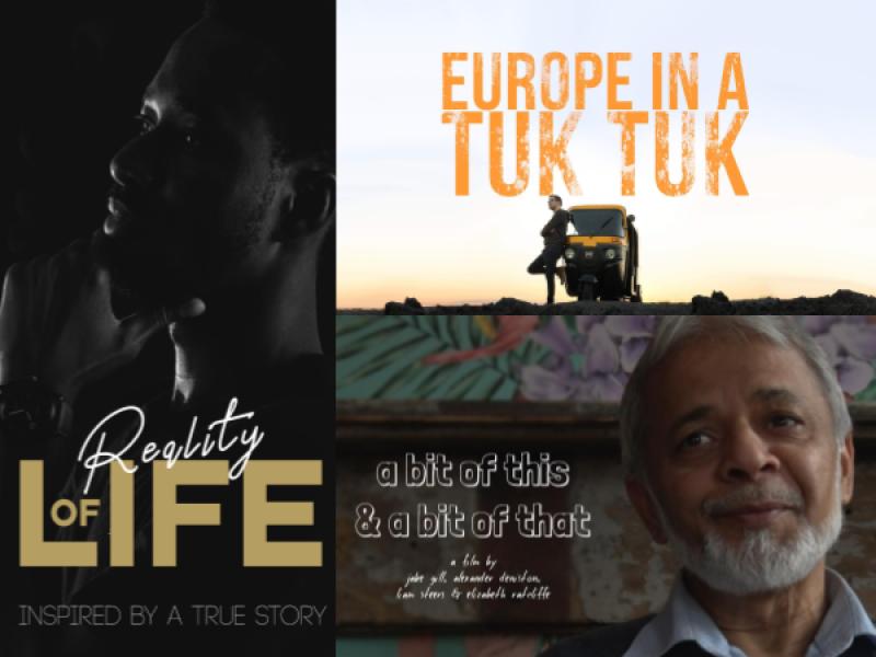 Ribbon of Dreams Short Film Festival 2019 - Session 2: Documentary (16+)