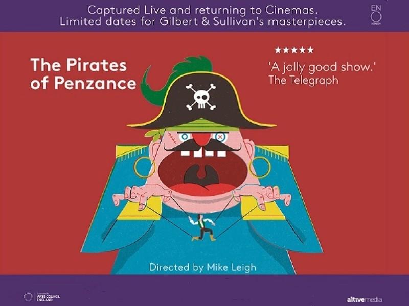 ENO Screen: Pirates of Penzance (PG)