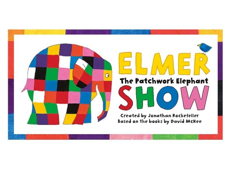 Elmer the Patchwork Elephant : Live Show