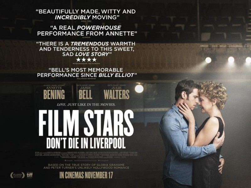 Parent & Baby: Film Stars Don't Die In Liverpool (15)