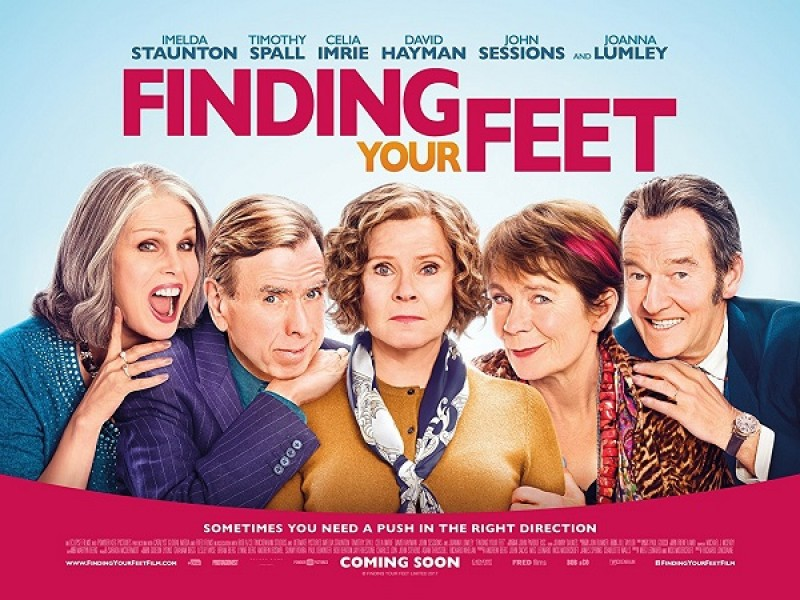 Finding Your Feet (12A)