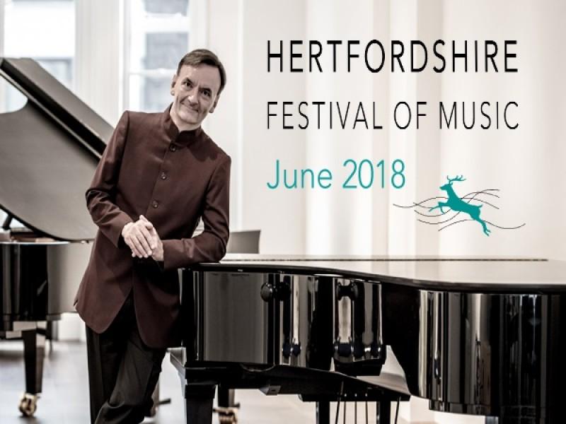 Hertfordshire Festival of Music: Stephen Hough - In conversation