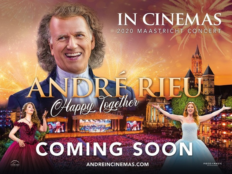 André Rieu: Happy Together (Encore Screening)