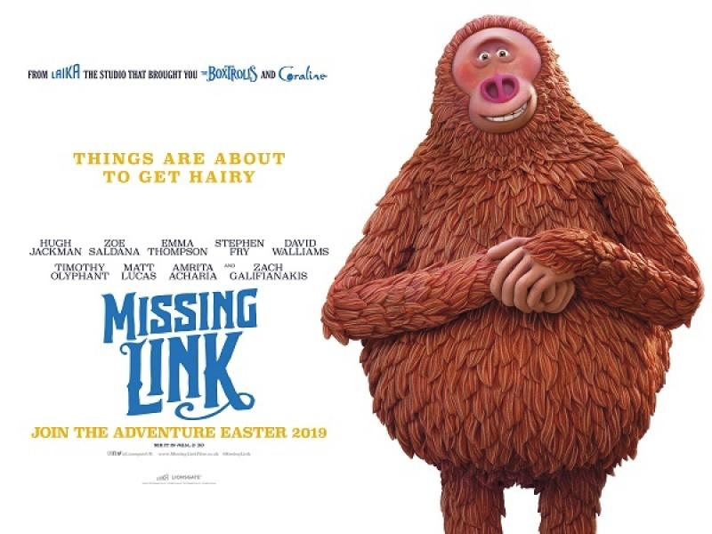 Family: Missing Link (PG)