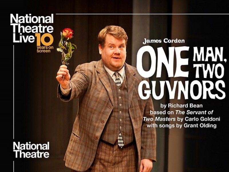 NTLIVE: One Man, Two Guvnors (12A) (Encore)