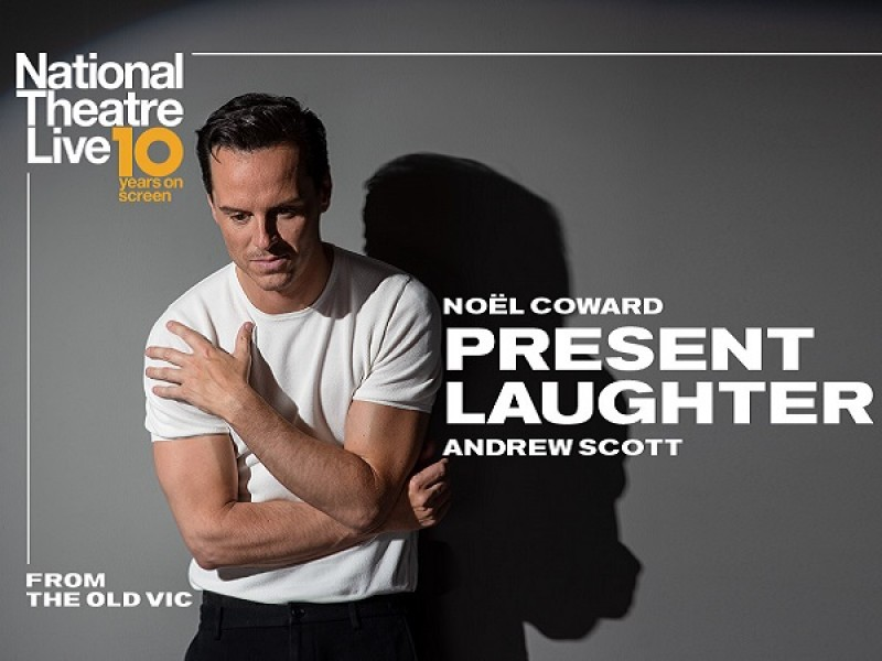 NTLIVE: Present Laughter (12A)