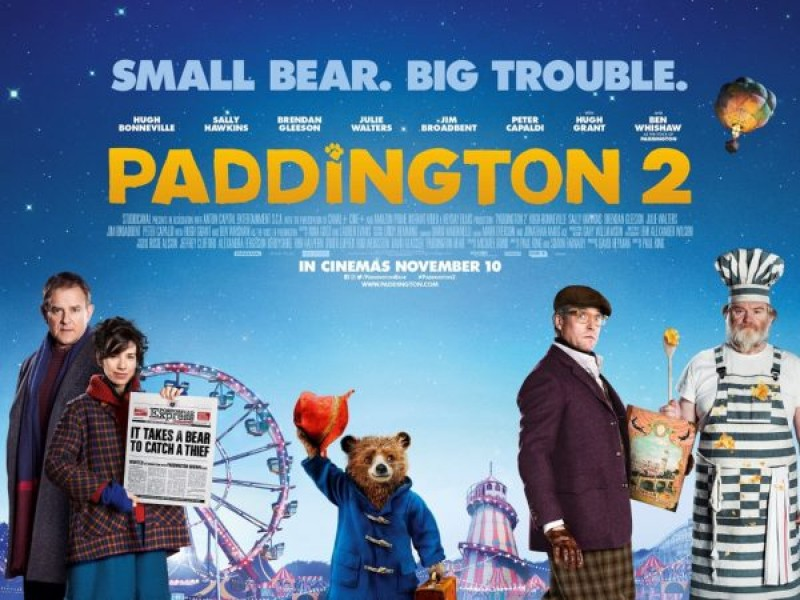 Parent & Baby: Paddington 2 (PG)