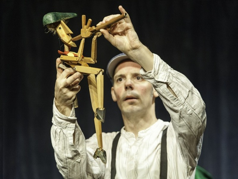 Norwich Puppet Theatre: The Pied Piper