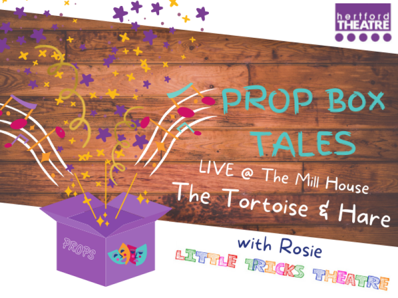 Prop Box Tales Live @ The Mill House