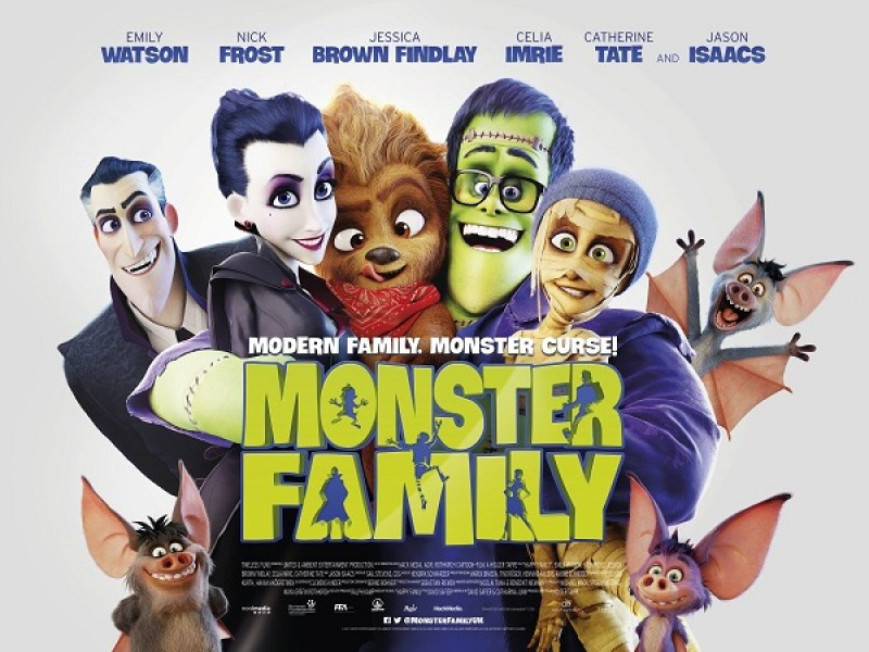 Family: Monster Family (PG)