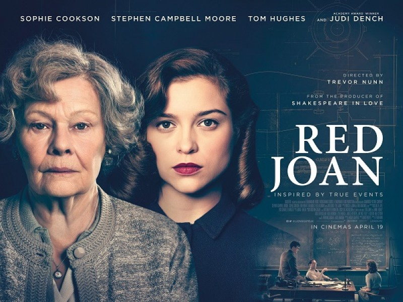 Soft Subtitles: Red Joan (12A)
