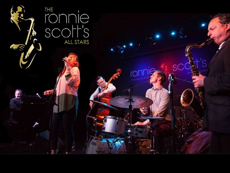The Ronnie Scott's All Stars: The Soho Songbook