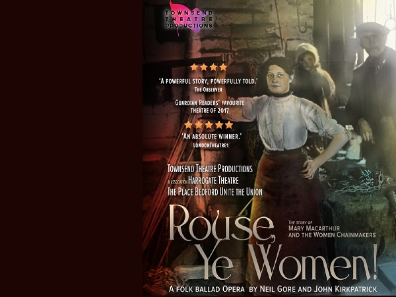 Rouse, Ye Women