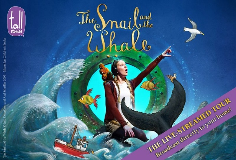 The Snail and The Whale Live Streamed Tour
