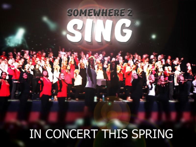 Somewhere 2 Sing