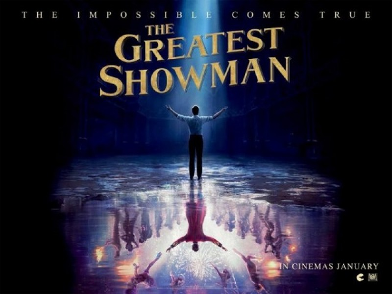 Soft Subtitled: The Greatest Showman (PG)
