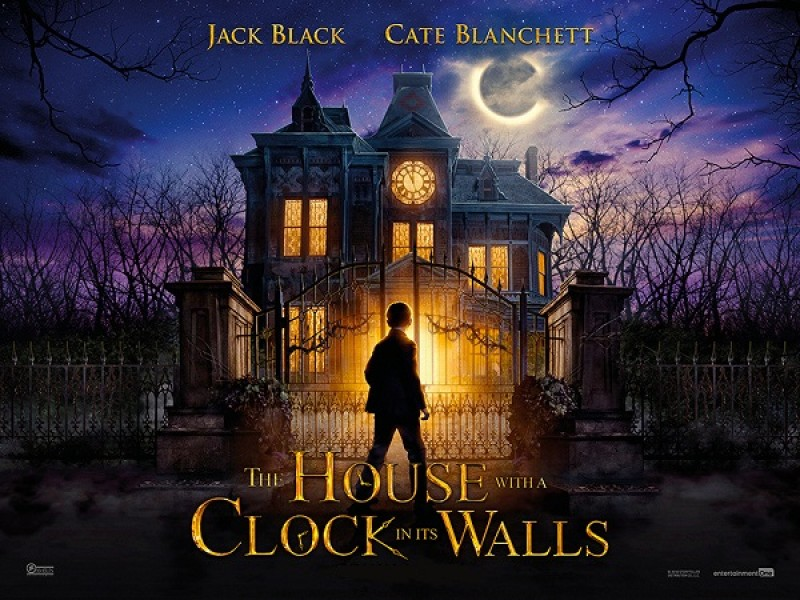 Family: The House With A Clock In Its Walls (12A)