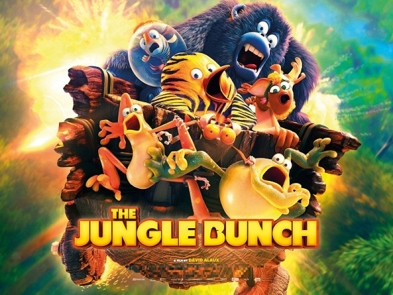 Family Film: The Jungle Bunch (U)