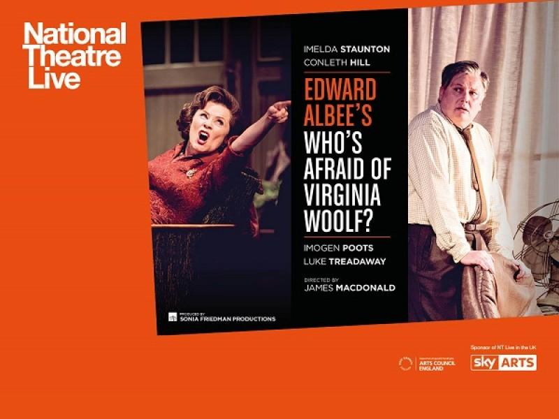 NT Encore: Who's Afraid of Virginia Woolf? (15)