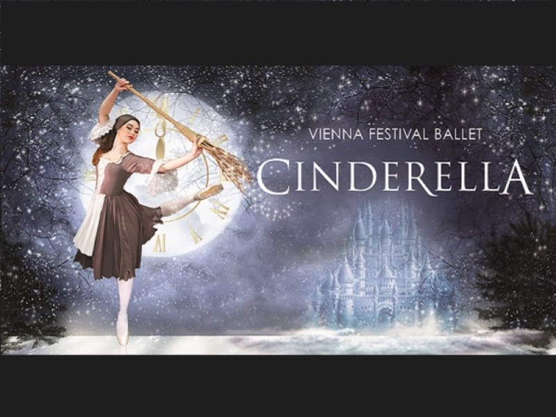 Vienna Festival Ballet presents Cinderella