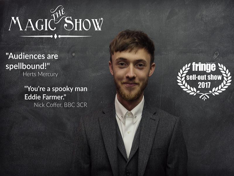 Eddie Farmer presents The Magic Show