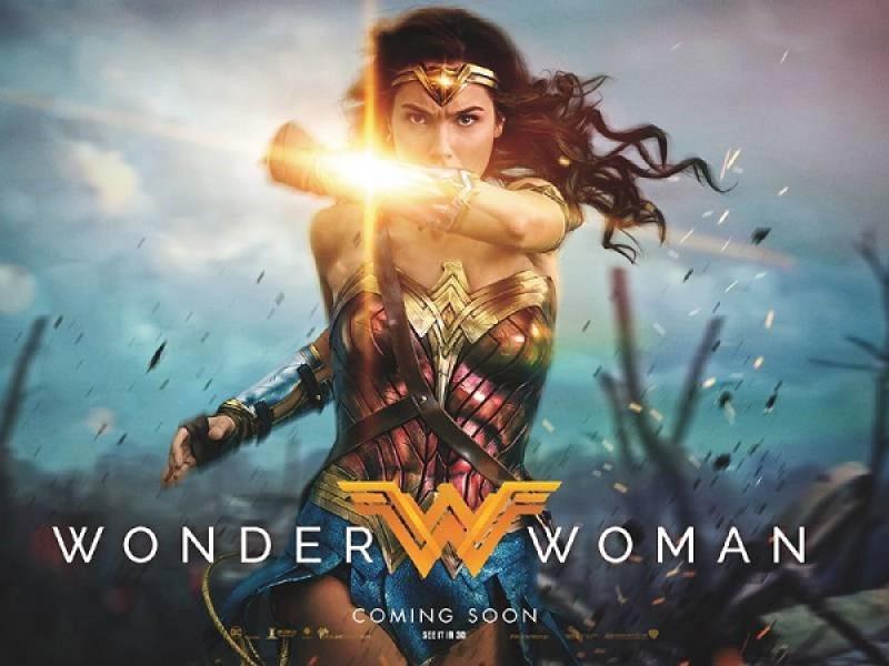 Family: Wonder Woman (12A)