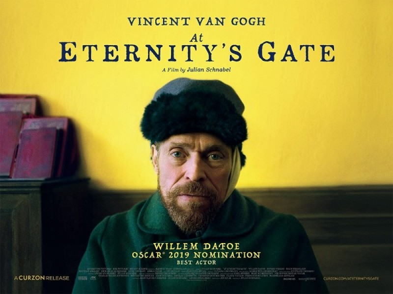 At Eternity's Gate (12A)