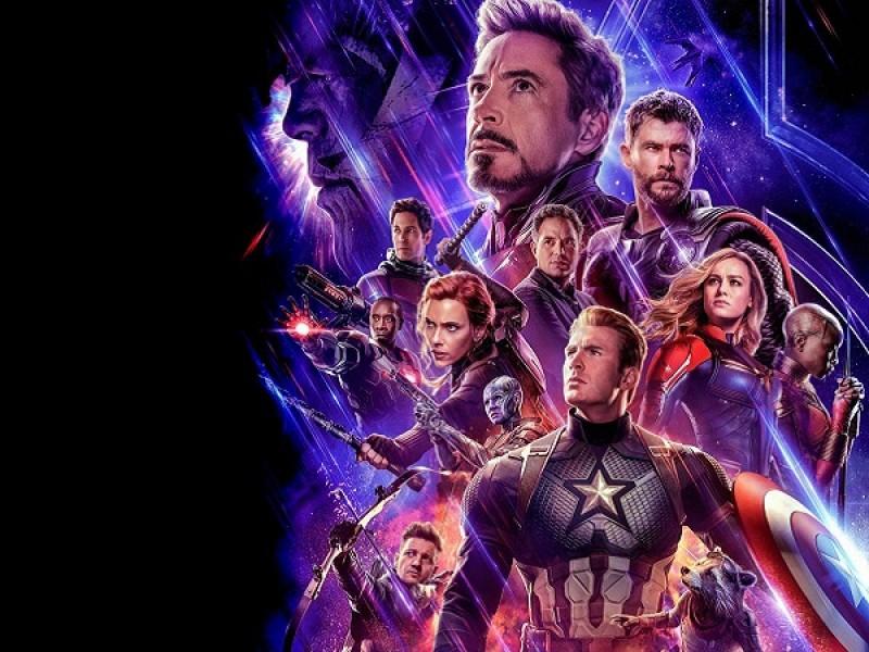 Avengers: Endgame (12A)