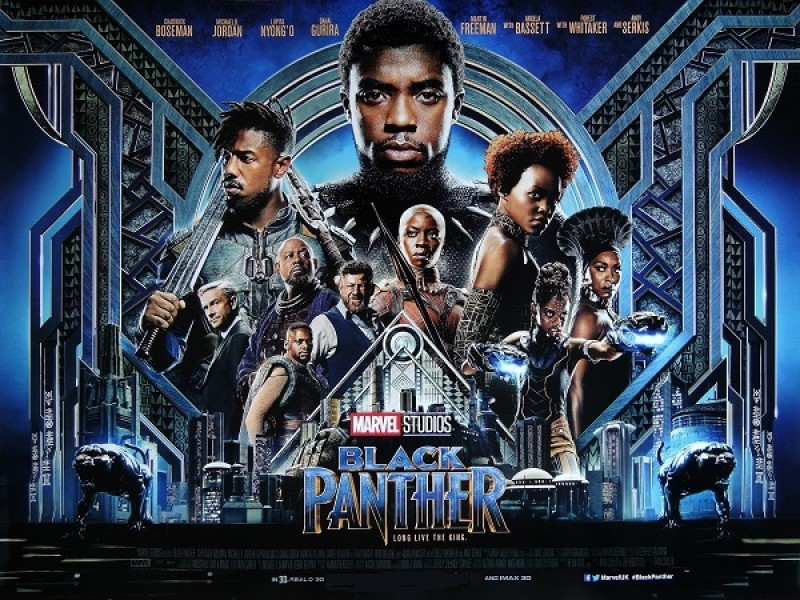 Family: Black Panther (12A)