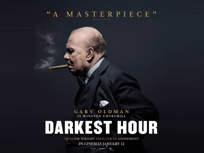 Soft Subtitled: Darkest Hour (PG)