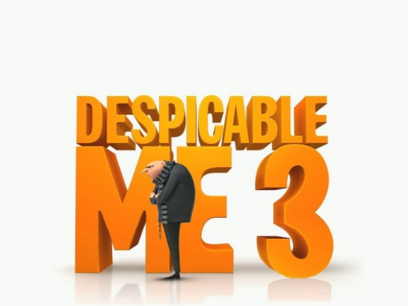 Family: Despicable Me 3 (PG)