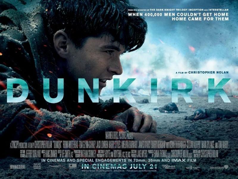 Dunkirk (12A)