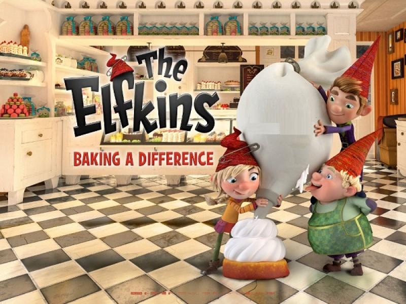 The Elfkins (PG)