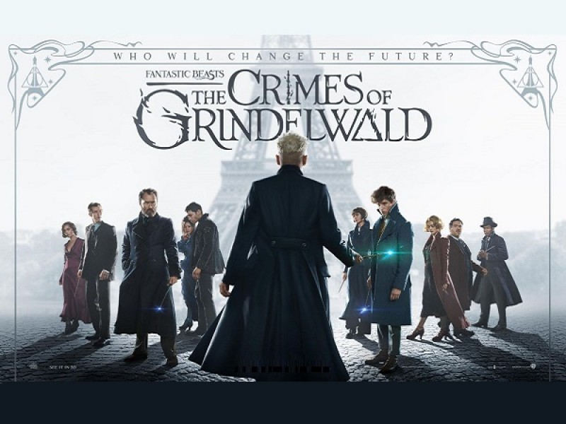 Family: Fantastic Beasts: The Crimes of Grindelwald (12A)