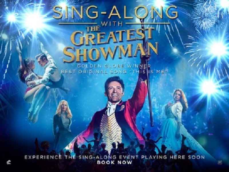 The Greatest Showman Sing Along Pg Hertford Theatre