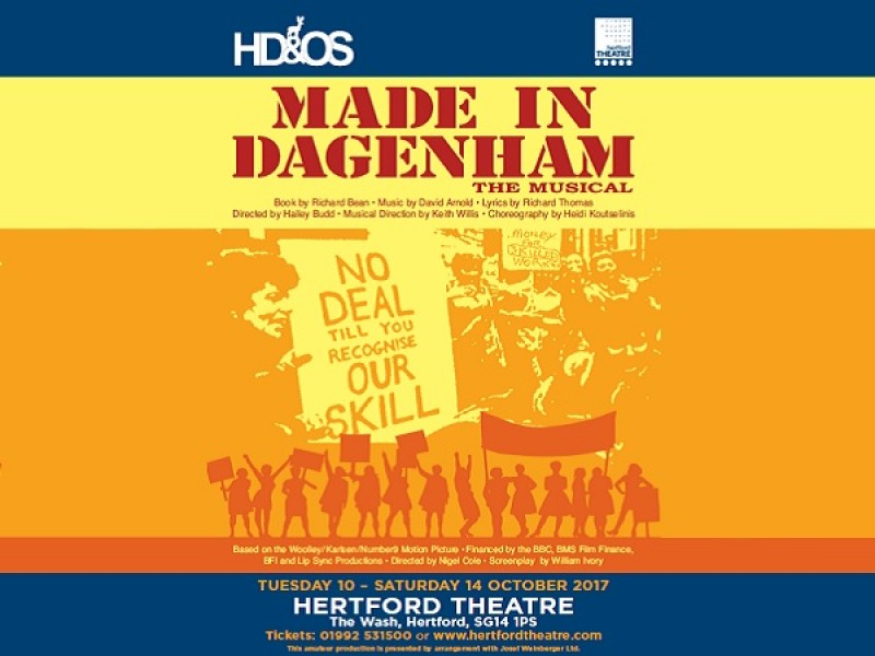 HD&OS: Made In Dagenham