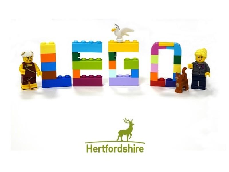 Hertford Library presents Lights, Camera, Lego!