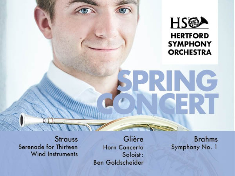 Hertford Symphony Orchestra: Spring Concert