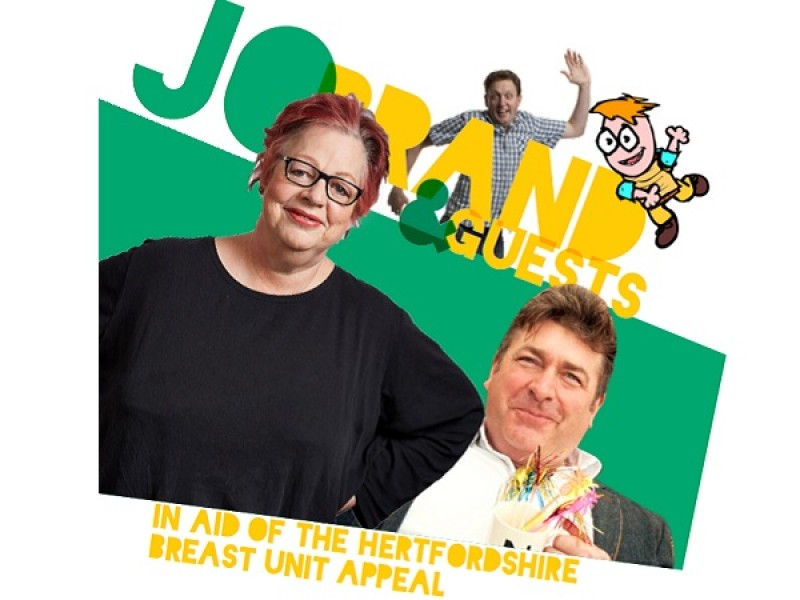 Alistair Barrie presents Jo Brand and Guests