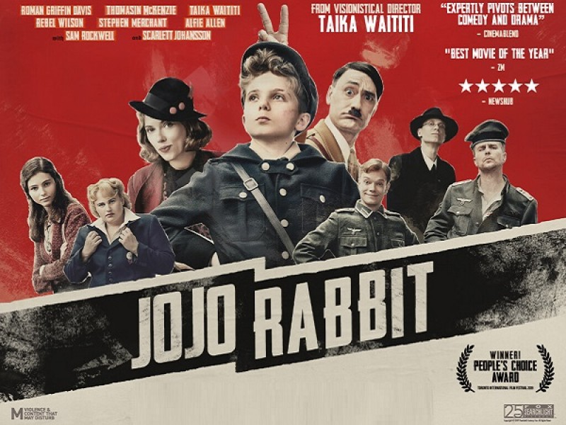 Image result for hertford theatre jojo rabbit""