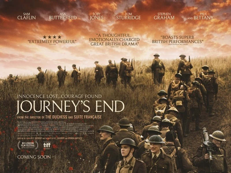Journey's End (12A)