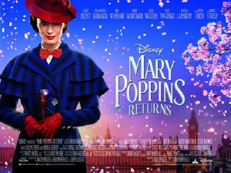 Relaxed Screening: Mary Poppins Returns (PG)