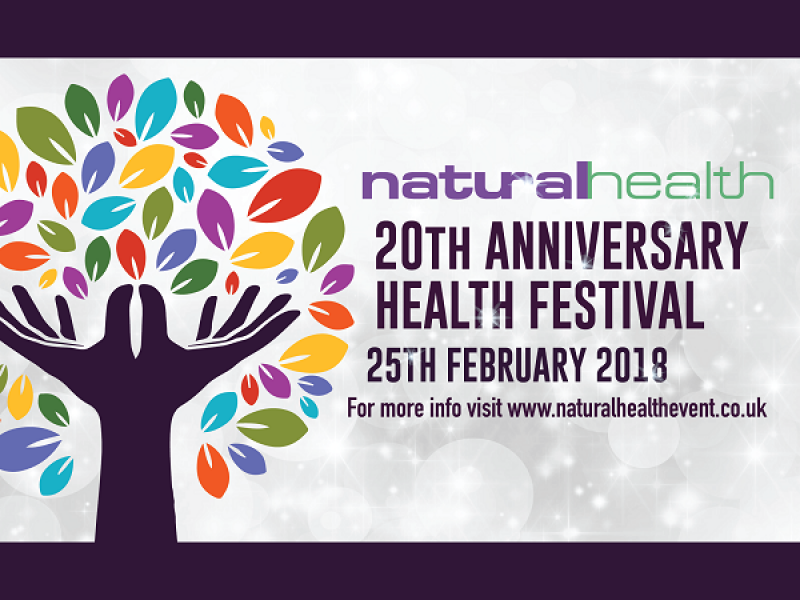 Natural Health 20th Anniversary Health Festival