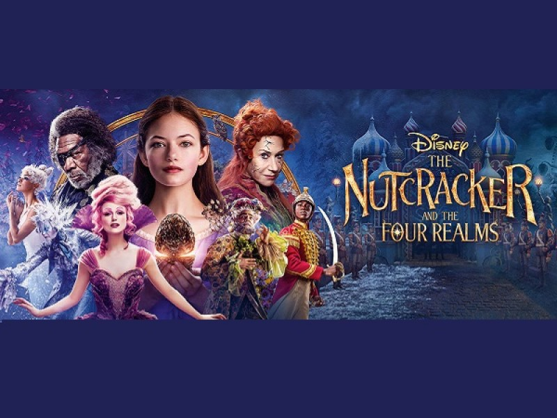 Family: The Nutcracker and The Four Realms PG)